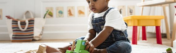 Let's Play: Stages of Play and Appropriate Activities for Each