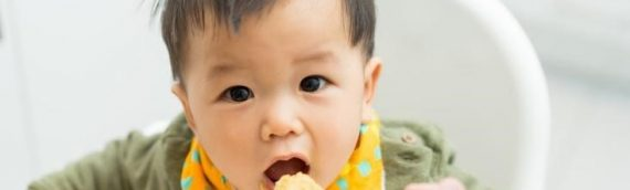 Baby's First Bite: Suggestions for Starting Solid Foods