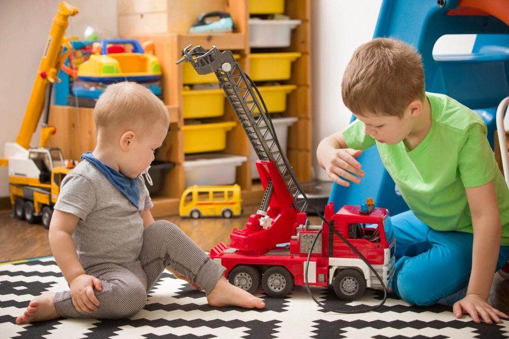Ages and Stages Mixed-Age Child Care Programs for Your Child