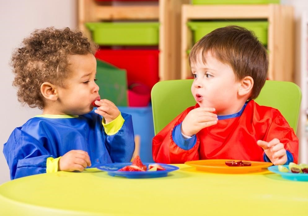 Choking Hazards Don't Let Snack Time Become a Danger Zone