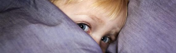 Go to Your Happy Place: How to React to and Deal with Children's Fears