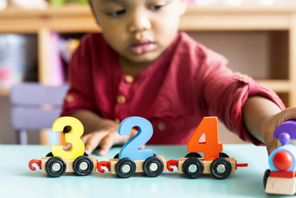 Learning Math Basics Fun Art Activities that Teach Numbers and Shapes