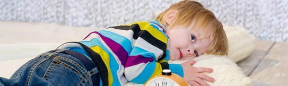 Time's Up: The Importance of a Routine in Early Childhood