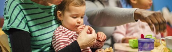 An Apple a Day: Creating a Healthy Eating Environment at Child Care